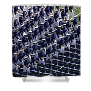 Members Of The U.s. Air Force Academy Shower Curtain