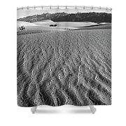 Mesquite Dunes 15 Shower Curtain