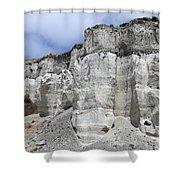 Minoan Eruption Deposits, Mavromatis Shower Curtain
