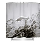 Mount Everest Shower Curtain