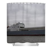 Ms Adeline Shower Curtain