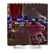 Music Studio Shower Curtain