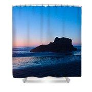My Sunset Sky Shower Curtain