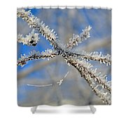 Needles And Pins Shower Curtain