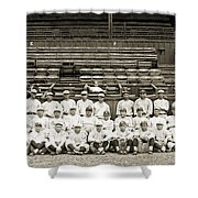 New York Yankees, C1921 Shower Curtain
