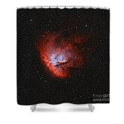 Ngc 281, The Pacman Nebula Shower Curtain