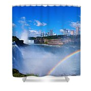Niagara Waterfalls Shower Curtain