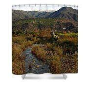 Ojai Valley Shower Curtain