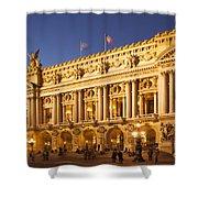 Palais Garnier Shower Curtain