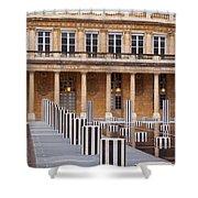 Palais Royal Shower Curtain