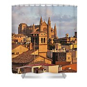 Palma De Mallorca Shower Curtain