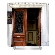 Paris Hotel Shower Curtain