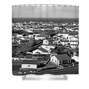 Parish In The Azores Shower Curtain