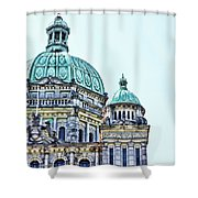 Parliament  Shower Curtain