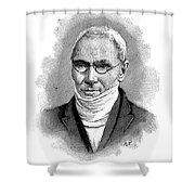 Patrick Bront� (1777-1861) Shower Curtain