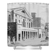 Philadelphia: Theater Shower Curtain by Granger
