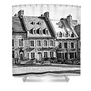 Place Royale Shower Curtain