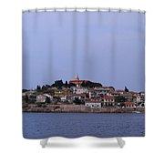 Primosten Shower Curtain