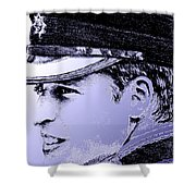 Prince William In 2011 Shower Curtain