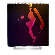 Pure Female Shower Curtain