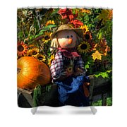 Raggedy Andy Shower Curtain
