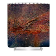 Raging Rapids Shower Curtain