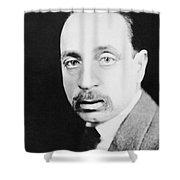 Rainer Maria Rilke Shower Curtain