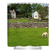Ravenstonedale Cumbria Shower Curtain