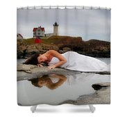 Reflections Shower Curtain