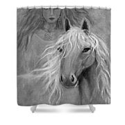 Rhiannon Shower Curtain