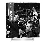 Richard J. Daley (1902-1976) Shower Curtain