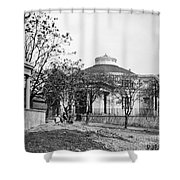 Richmond: Church, 1865 Shower Curtain