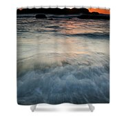 Rising Tide Shower Curtain