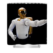 Robonaut 2, A Dexterous, Humanoid Shower Curtain