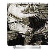Roger Bresnahan (1879-1944) Shower Curtain