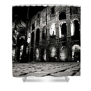 Roman Night Shower Curtain