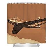 Sabre Shower Curtain