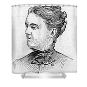Sarah Orne Jewett Shower Curtain