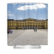 Schonbrunn Palace - Vienna Shower Curtain