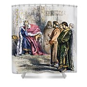Shakespeare: King John Shower Curtain