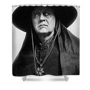 Sir Herbert Beerbohm Tree Shower Curtain