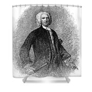 Sir William Pepperell Shower Curtain