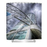 Sky Is The Limit 3.0 Shower Curtain