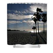 Sombrero Beach Shower Curtain