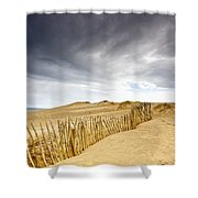 South Shields, Tyne And Wear, England Shower Curtain by John Short