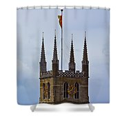 Southwark Cathedral London Shower Curtain