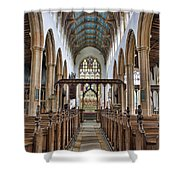 St Edmund King And Martyr Southwold Shower Curtain