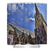 St Stephens - Vienna Shower Curtain