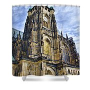 St Vitus Cathedral - Prague Shower Curtain
