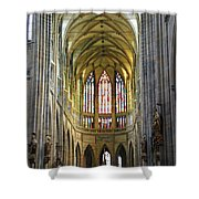 St. Vitus Cathedral Shower Curtain
